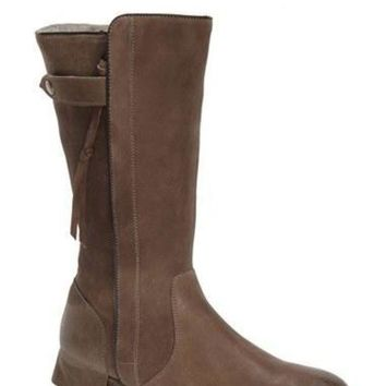 DCCK8X2 Women's UGG Collection 'Enna' Moto Boot,