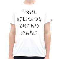 True Religion Stripes Tee