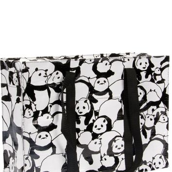 Panda Bear Shoulder Tote