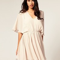 ASOS | ASOS Kaftan Dress in Chiffon at ASOS