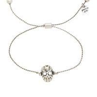 Friday The 13th Jason Mask Dainty Bracelet