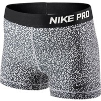 Nike Women's 3'' Pro Core Mezzo Compression Shorts