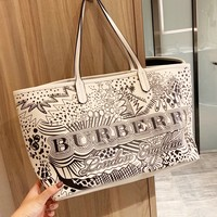 BURERRY Hot Sale Women Shopping Bag Leather Handbag Shoulder Bag Satchel