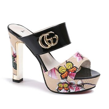 1b883945922 Best Gucci Heel Sandals Products on Wanelo