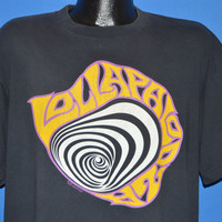 90s Lollapalooza 1992 Red Hot Chili Peppers t-shirt Extra Large