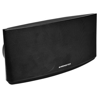 Monster 129267-00 SoundStage S1 WiFi & Bluetooth Mini Home Music Speaker System (Black)