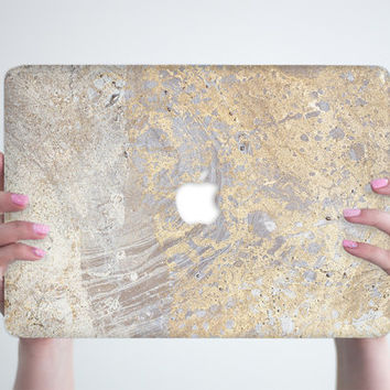 Gold Marble Macbook Pro 13 Hard Case Macbook Air 11 13 Hard Case Gold Print Macbook 12 Case Stone Laptop Cover Macbook Pro Retina 13 15 Case