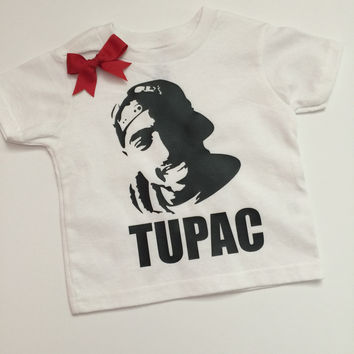 Tupac - Unisex Child - Ruffles With Love - RWL Kids