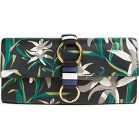 Diane von Furstenberg Leather Clutch | Nordstrom