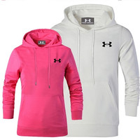 UNDER ARMOUR Women Men Lover Top Sweater Hoodie
