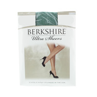 Berkshire Womens Ultra Sheer Sandalfoot Control-Top Pantyhose