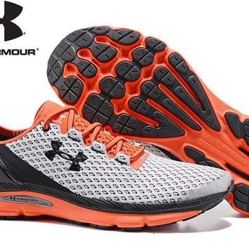 Hot Sale 2017 New Arrivals UNDER ARMOUR SpeedForm Gemini Light Running Shoes,Men's Breathable Outdoor Sports Shoes Sneakers