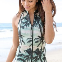 Billabong - Salty Daze Vest | Palm