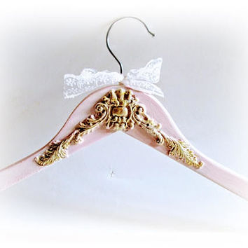 Wedding Name Hanger Dress Hanger Bridal Hanger Royal Hanger Bridesmaid Gift Clothing Hanger Wedding Bride Hanger Maid of Honor Gift