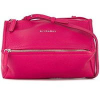 Givenchy Women's BB05253013675 Fuchsia Leather Shoulder Bag
