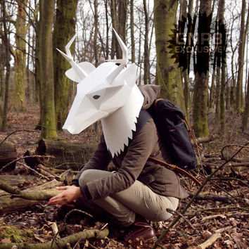 Animal Mask by Soroche for - Free Shipping
