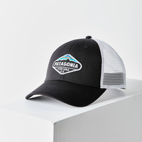 Patagonia Fitz Roy Crest LoPro Trucker Hat | Urban Outfitters