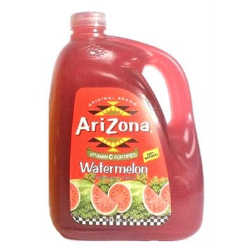 Arizona Watermelon 128 Oz Gallon Pack of 4