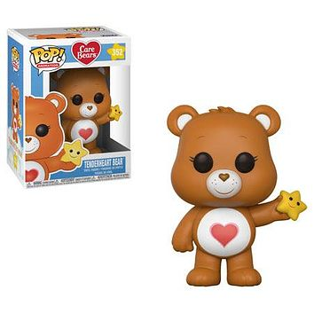 Tenderheart Bear Funko Pop! Animation Care Bears