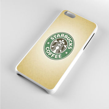 Vintage Starbucks Logo iPhone 5c Case
