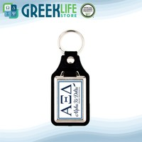 Alpha Xi Delta Key Chain