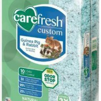 DCCKU7Q Carefresh Custom Rabbit-Guinea Pig Bedding Blue 50L