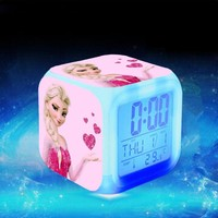 Princess Digital LED Alarm Clock