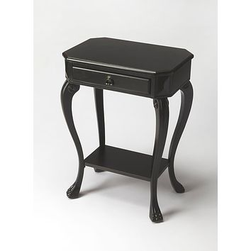 Butler Channing Black Licorice Console Table
