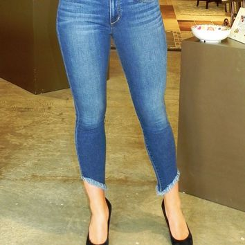 Joe's Jeans The Icon Midrise Skinny Ankle in Joni