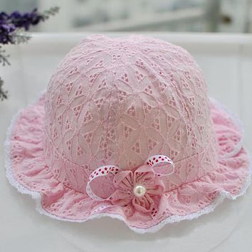 Cute Candy Baby Girl Hat