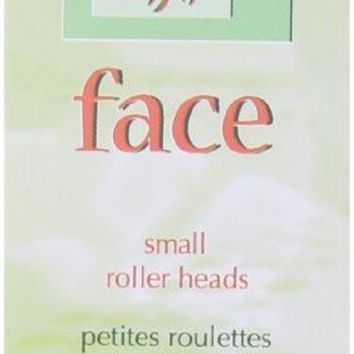 Clean Easy Small Face Roller Head 3 Roller