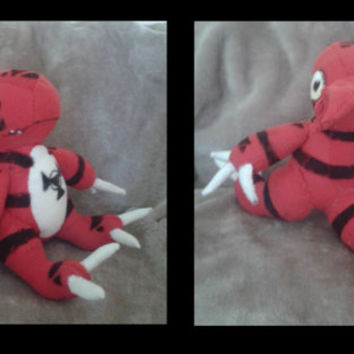 Digimon Guilmon Plush