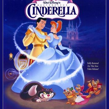 Cinderella 27x40 Movie Poster (1995)