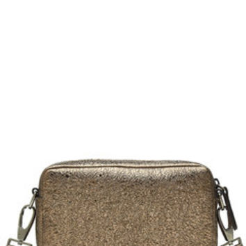 Leather Shoulder Bag - Brunello Cucinelli | WOMEN | US STYLEBOP.COM