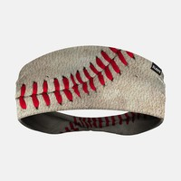 Old Baseball Headband