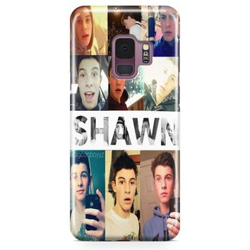 Shawn Mendes Samsung Galaxy S9 Case | Casefantasy