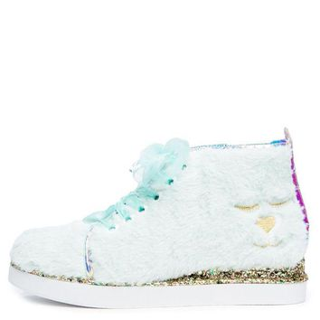 DCCKLP2 Irregular Choice Grizz Lee Women's Sneaker
