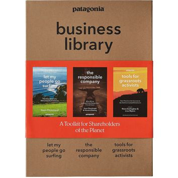 Patagonia Business Library