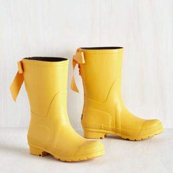Good to the Last Raindrop Rain Boot in Rubber Duck