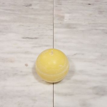 "2.5"" Sphere Candle"