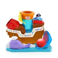Bright Starts Having A Ball Toys, Pop and Rock Pirate Ship