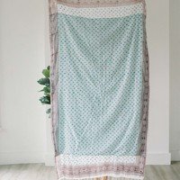 Fringe Beach Blanket