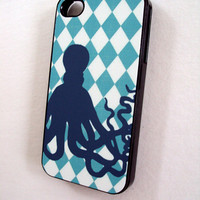 Octopus iPhone 4 / 4S Accessory Case