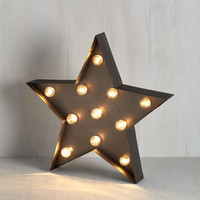 Nautical See the Starlight Lamp by ModCloth