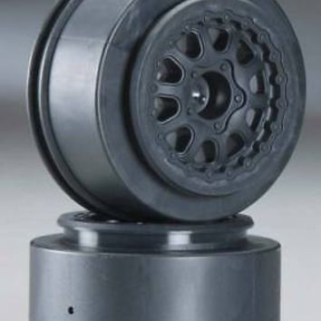 NEW Pro-Line Renegade 2.2 /3.0  Black Wheels (2) 2725-03Officially Licensed  AT_69_5