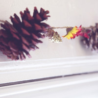 DIY Fall Garland - Free People Blog