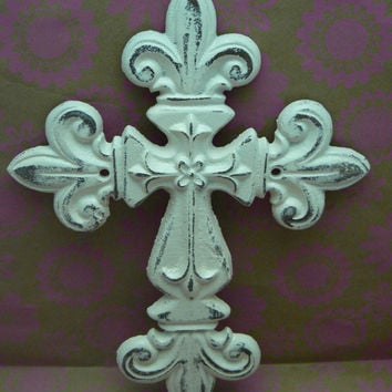 Shop Crosses For Wall Decor on Wanelo