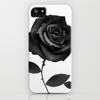 Fabric Rose iPhone & iPod Case by Ruben Ireland