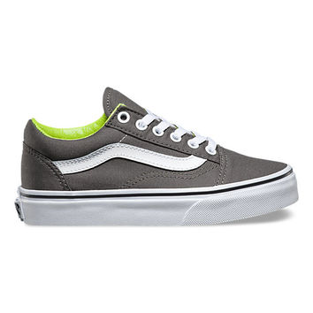 Kids Canvas Old Skool | Shop at Vans