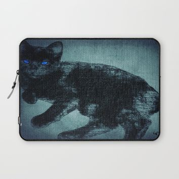 Levi's Tattoo Laptop Sleeve by Jessica Ivy